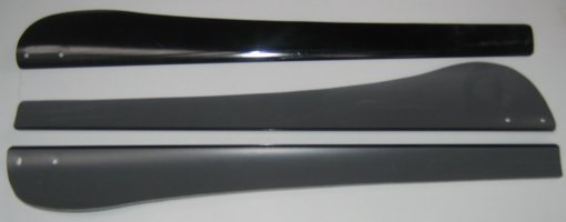 Wind turbine pipe blade construction